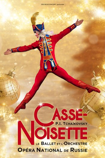 Casse-Noisette Ballet et orchestre opéra national de russie zenith de strasbourg europe