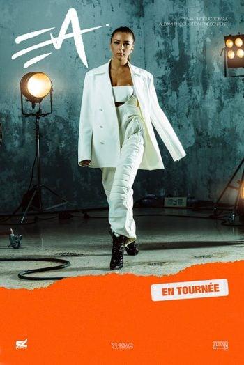 Eva queen concert tournée Zénith de Strasbourg Europe