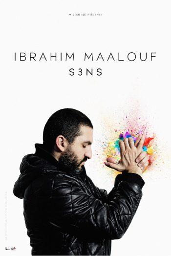 Affiche Ibrahim Maalouf sens concert tournée zenith de strasbourg europe
