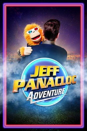 Affiche JEFF PANACLOC adventure spectacle humour marionnette famille zenith de strasbourg europe