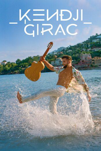 Affiche Kendji Girac concert tournée zenith de strasbourg europe