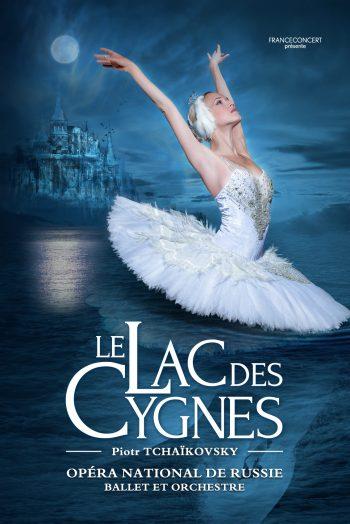 Le Lac des Cygnes ballet danse spectacle zénith de strasbourg