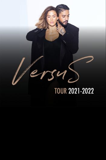 Vitaa Slimane concert versus tour Zénith de Strasbourg Europe