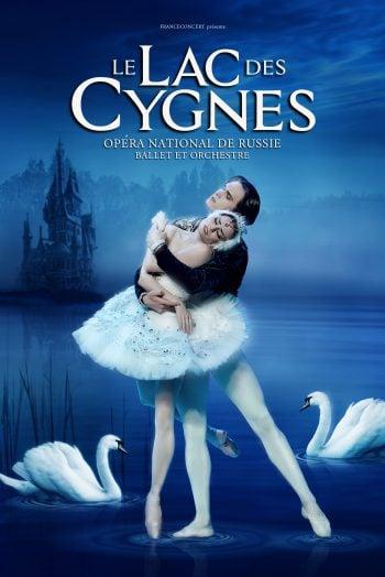 Le lac des cygnes ballet danse spectacle zénith de strasbourg 2022