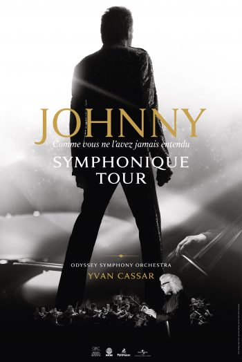 Johnny symphonique affiche